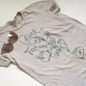 Vintage Nickel Creek Farewell For Now Tour T